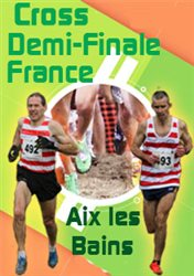 Demi Finale Championnat France de Cross